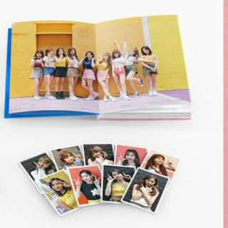 Twicetagram monograph member pc