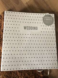 Kikki K Wedding planning folder