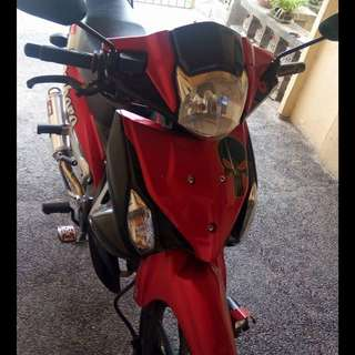 Honda Wave Alpha 125. ''Year 2015''
