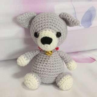 Amigurumi (crochet) Dog 🐶🐕🐾