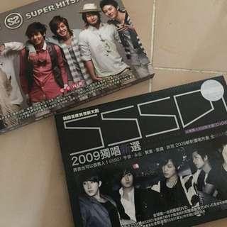 SS501 專輯 Cd 金賢重