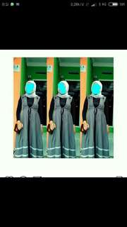 Outer ikat