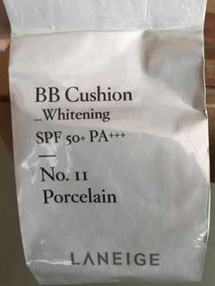 BB Cushion No.11 Porcelain Whitening Refill ONLY