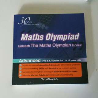 Maths Olympiad