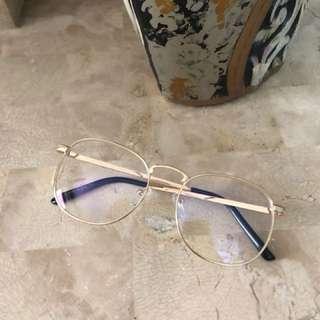Specs (removable frame)