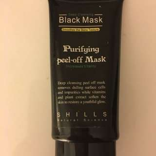 Blackhead Mask (Purifying Peel Off Black Mask)