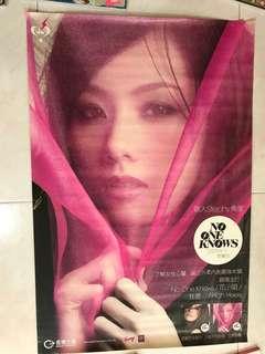 鄧麗欣Stephy CD海報 Poster