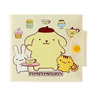 Japan Sanrio Pompompurin Point Card Case (sweets)
