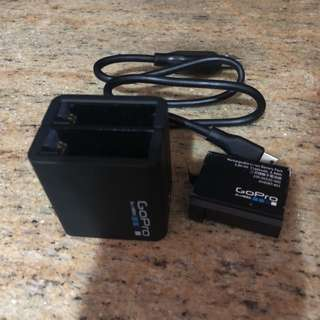 GoPro 4 原裝Duel Battery Charger 充電 Go Pro