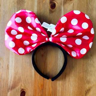 Minnie Mouse Costume headband