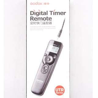 Godox Digital Timer Remote UTR Series
