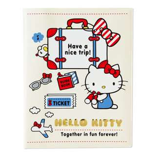 Japan Sanrio Hello Kitty Passport Case