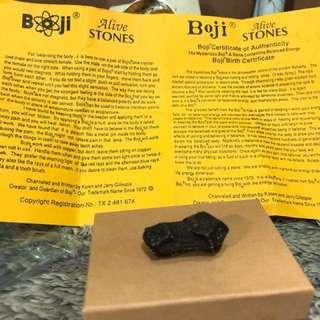 Boji Stone ( Super rare twin ) with certificate of authenticity