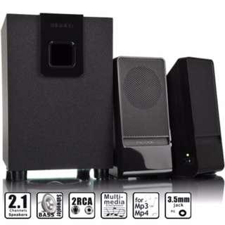 Microlab M-100 Multimedia Speaker