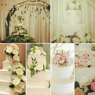 Cakes for wedding & event