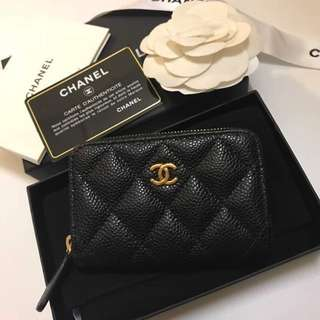 Brand new Chanel Wallet mini cardcase