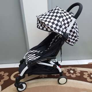 Babyzen yoyo Seat pad + canopy only