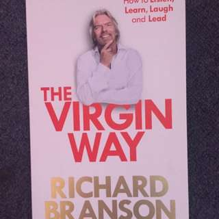 Book by Richard Branson