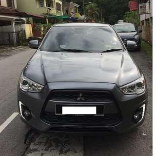 Mitsubishi ASX 2016 2WD