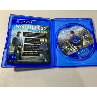 PS4: Watch dogs 2