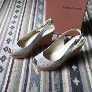 Wedges heels pesta