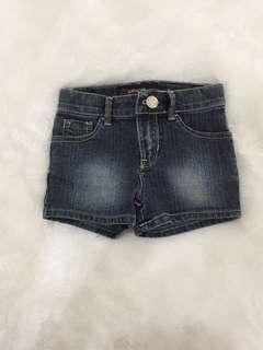 Celana jeans pendek 12m