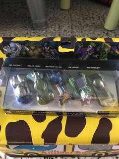 Hotwheels batman & rogues gallery s pack exclusive vehicle