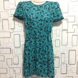 Women's Vintage Style Dress