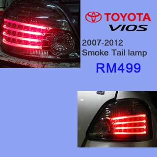 Toyota Vios 07yr LED tail lamp