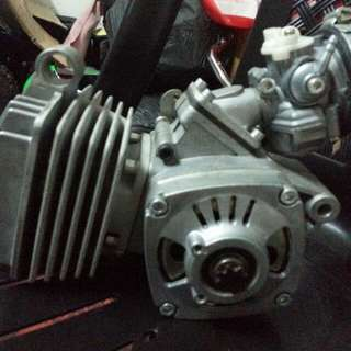 Pocketbike engine
