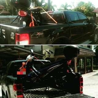 Pos motor, Penghantaran motor, Angkut motor,Towing Motor