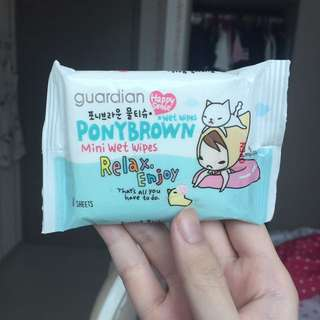 Cute Wet Wipes