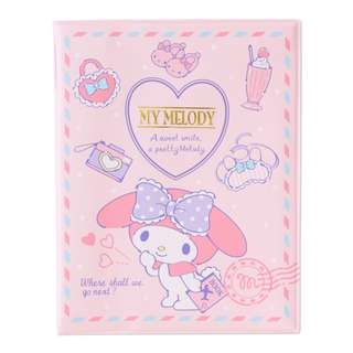 Japan Sanrio My Melody Passport Case