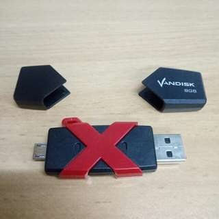 Vandisk USB OTG flashdisk 16GB