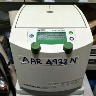 AAR 4933N  B-Braun centifuge A 15 @ $ 450 Each @ A6/C