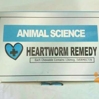Heartworm Remedy by Animal Science