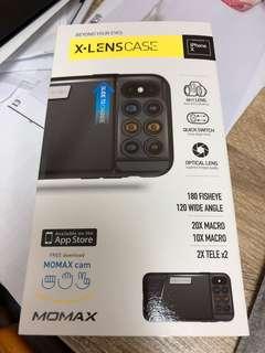Momax x-lens case iPhone X