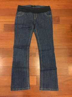 9 months maternity jeans
