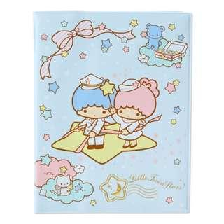 Japan Sanrio Little Twin Stars Passport Case