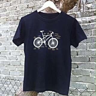 #FESYEN50 BICYCLE TSHIRT