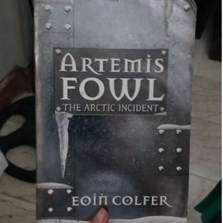 Artemis Fowl The Arctic Incident by Eoin Colfer