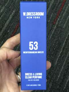 [BNIB] - W.DRESSROOM New York Perfumes / Fragrances <#53 Mediterranean Breeze, 70ML>