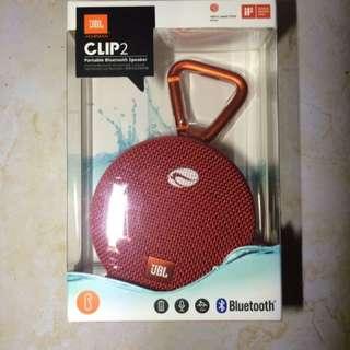 JBL Clip 2 water resistant bluetooth speaker