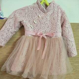 🚚 女童洋裝