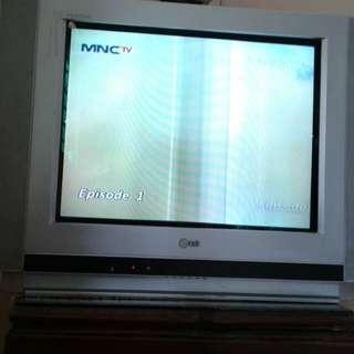 Tv  flat LG 21 inc