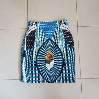 Rok span spandex bahantebal bodycon mini miniskirt skirt