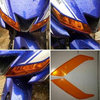 [R15 V3] Cover Headlight For Yamaha R15 V3: PO Till 31 Mar