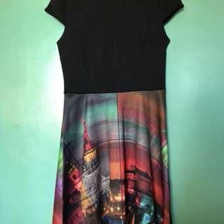 HQ Flare Dress
