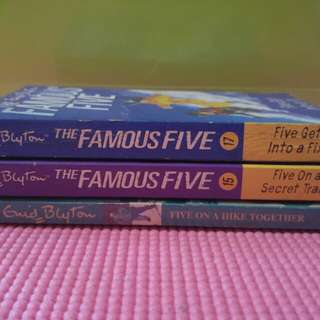 Famous Five bundle 1