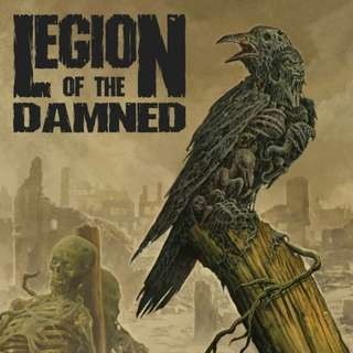 Legion Of The Damned ‎– Ravenous Plague Ltd Ed. Digipak CD+DVD